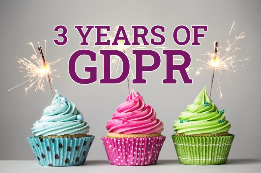 3 years of gdpr